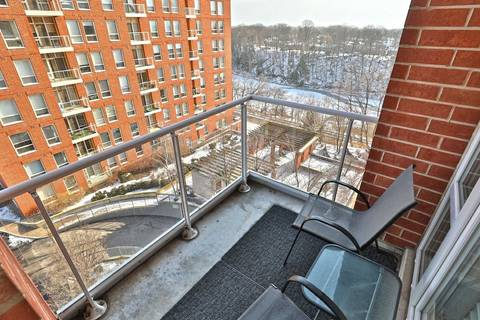 Apartment for rent at 40 Old Mill Rd Unit 606 Oakville Ontario - MLS: W4739850