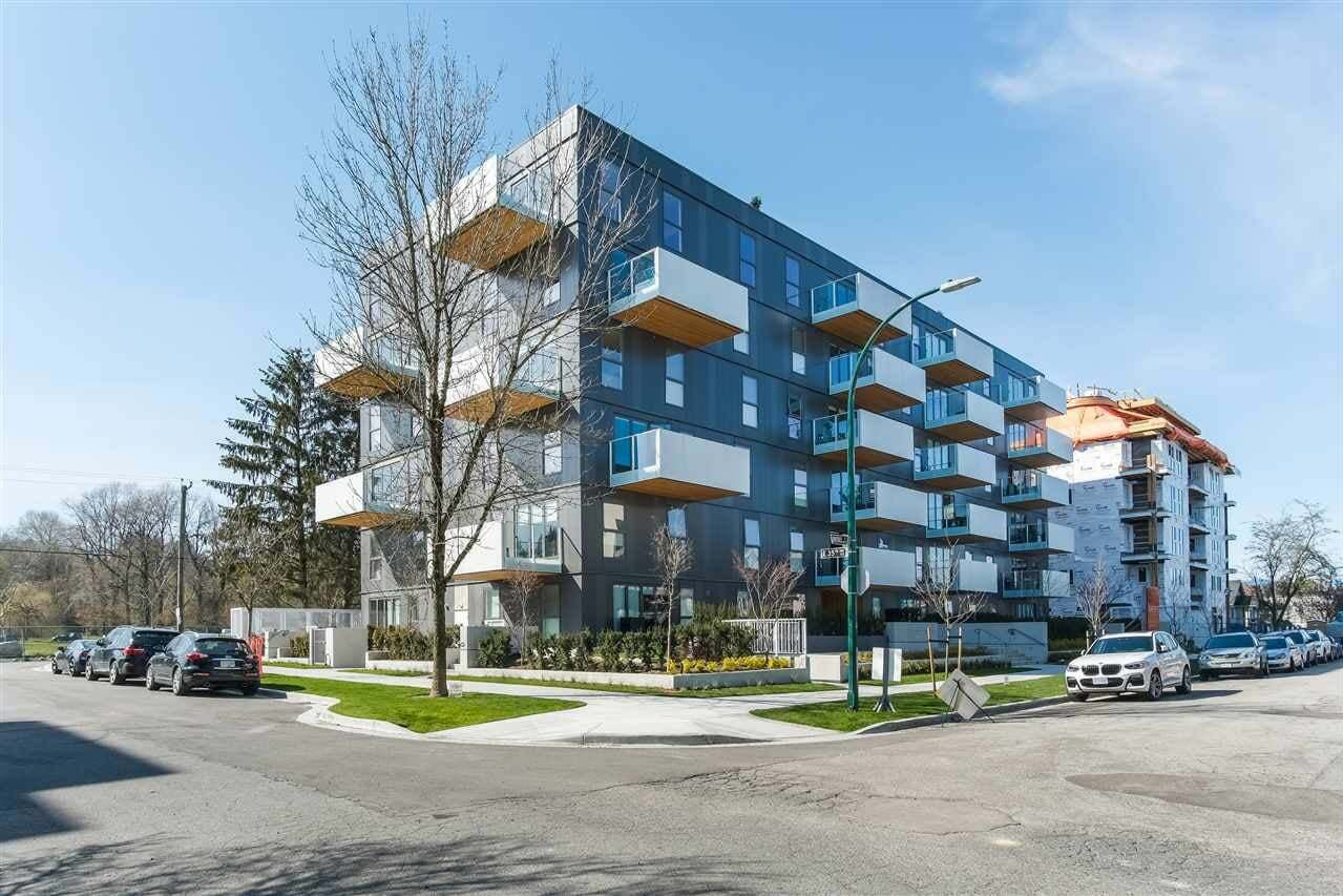 Buliding: 5089 Quebec Street, Vancouver, BC