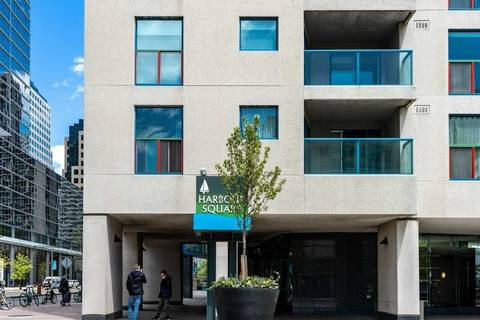 Condo for sale at 55 Harbour Sq Unit 606 Toronto Ontario - MLS: C4615164
