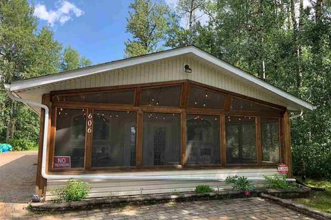 House for sale at 606 6 St Rural Lac Ste. Anne County Alberta - MLS: E4148370