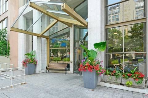 Condo for sale at 65 Scadding Ave Unit 606 Toronto Ontario - MLS: C4488155