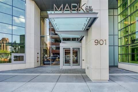 Condo for sale at 901 10 Ave Southwest Unit 606 Calgary Alberta - MLS: C4246080