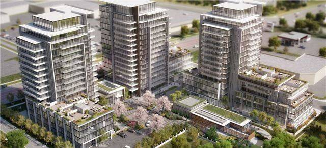 Apartment for rent at 9618 Yonge St Unit 606 Richmond Hill Ontario - MLS: N4452172