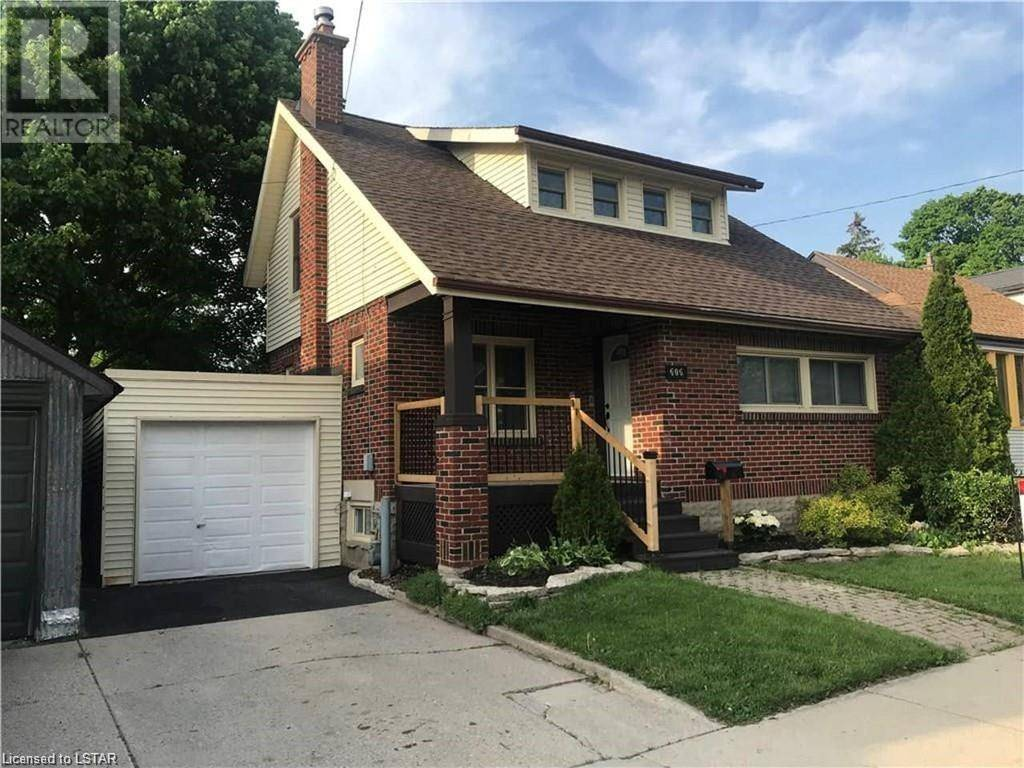 House for sale at 606 Emery St East London Ontario - MLS: 251855