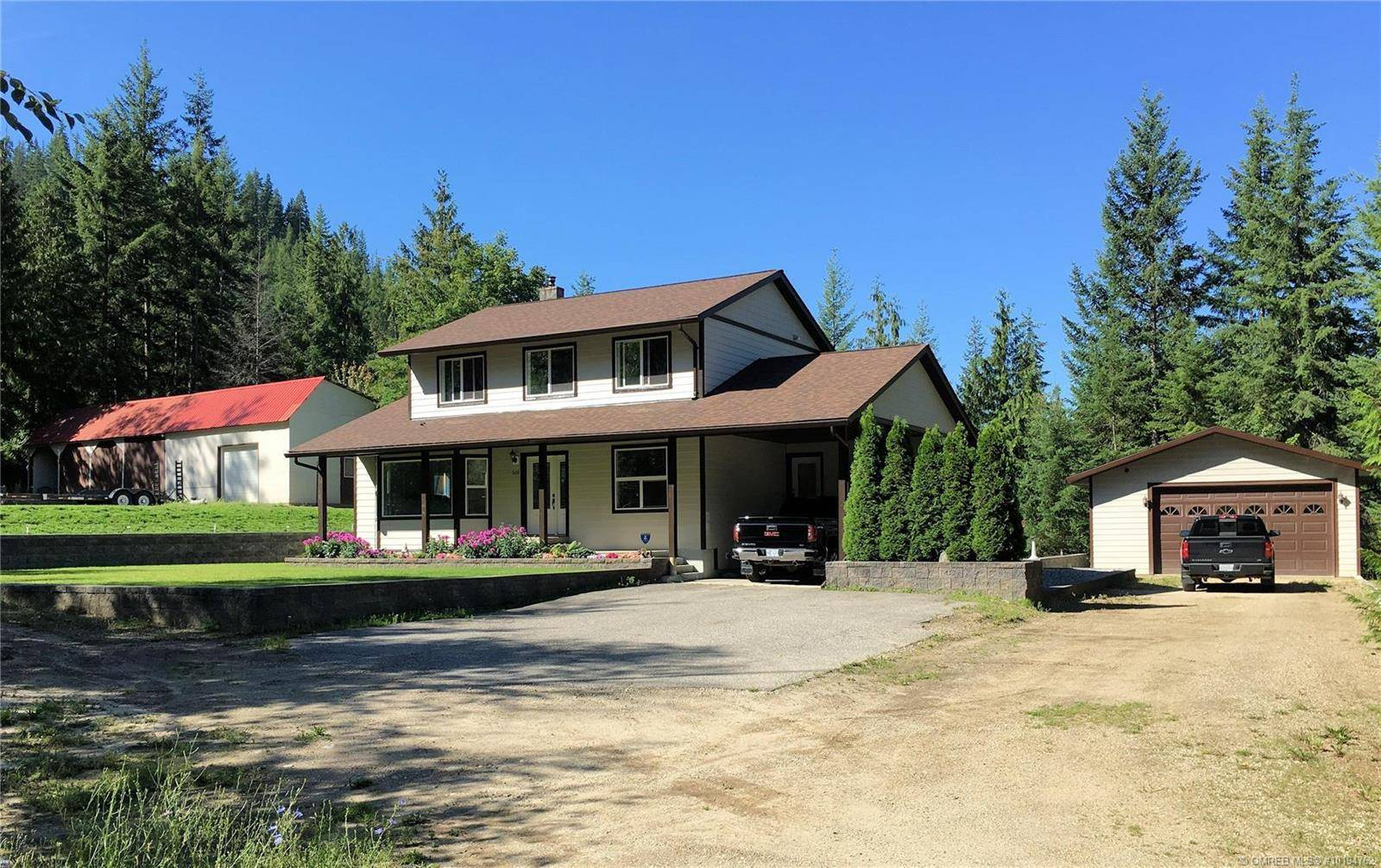House for sale at 606 Hunt Rd Swansea Point British Columbia - MLS: 10194762