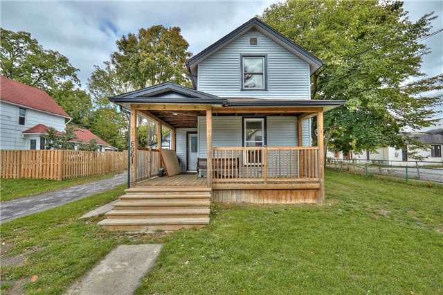 House for sale at 6061 Barker Street Niagara Falls Ontario - MLS: X4297645