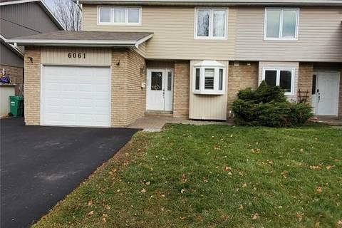 Townhouse for sale at 6061 Starfield Cres Mississauga Ontario - MLS: W4645271