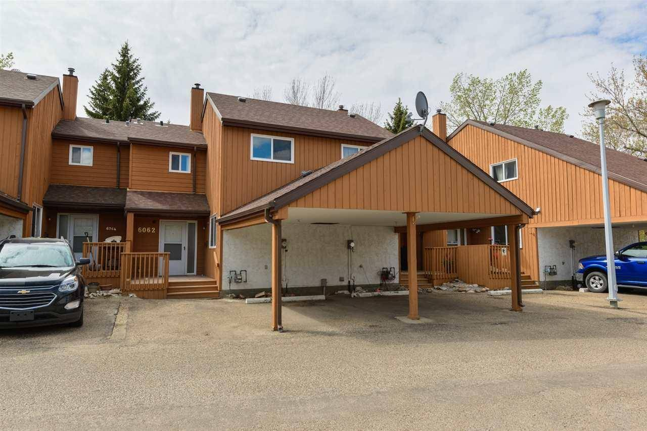 Townhouse for sale at 6062 Mill Woods Rd Nw Edmonton Alberta - MLS: E4177554