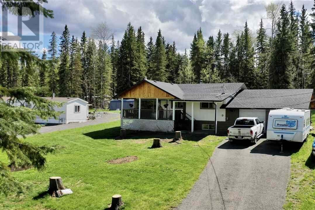 House for sale at 6062 Norman Rd Horse Lake British Columbia - MLS: R2460024