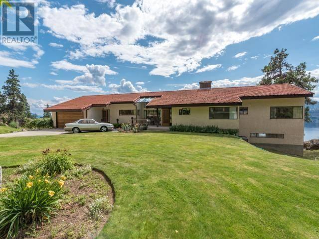 House for sale at 6065 Naramata Rd North Naramata British Columbia - MLS: 179586