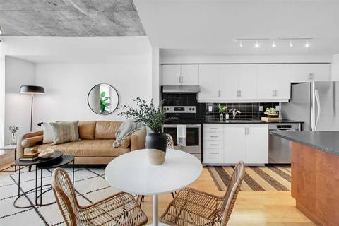 Condo for sale at 1375 Dupont St Unit 607 Toronto Ontario - MLS: W4672881