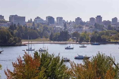 Condo for sale at 1383 Marinaside Cres Unit 607 Vancouver British Columbia - MLS: R2411625