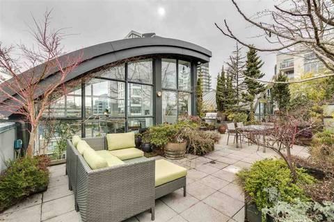 Condo for sale at 1425 6th Ave W Unit 607 Vancouver British Columbia - MLS: R2447494