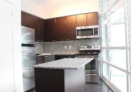 Apartment for rent at 15 Bruyers Me Unit 607 Toronto Ontario - MLS: C4631849