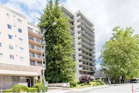 Condo for sale at 150 15th St E Unit 607 North Vancouver British Columbia - MLS: R2378817