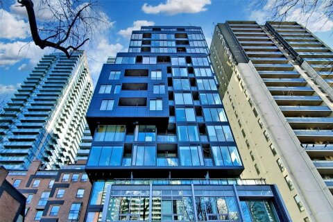 Condo for sale at 17 Dundonald St Unit 607 Toronto Ontario - MLS: C5086233
