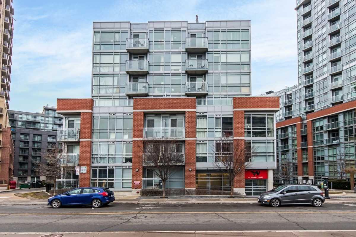 House for sale at 607-170 Sudbury Street Toronto Ontario - MLS: C4331845