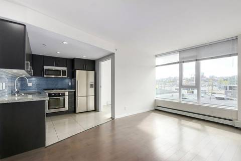 Condo for sale at 1887 Crowe St Unit 607 Vancouver British Columbia - MLS: R2451861
