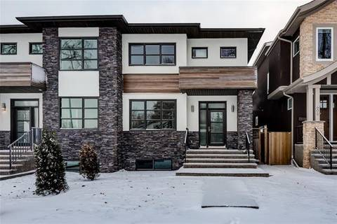 Townhouse for sale at 607 22 Ave Northwest Calgary Alberta - MLS: C4270122