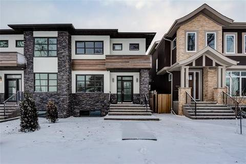 Townhouse for sale at 607 22 Ave Northwest Calgary Alberta - MLS: C4281262