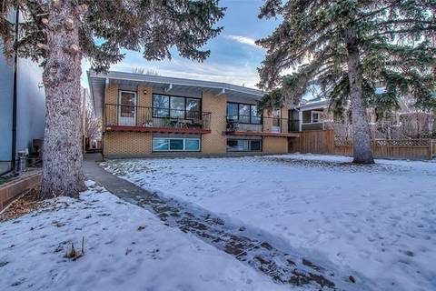 Townhouse for sale at 607 24 Ave Northwest Calgary Alberta - MLS: C4279025