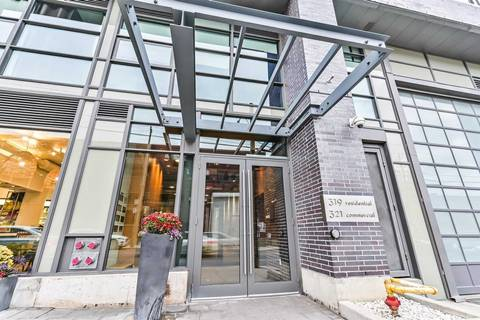 Condo for sale at 319 Carlaw Ave Unit 607 Toronto Ontario - MLS: E4631431