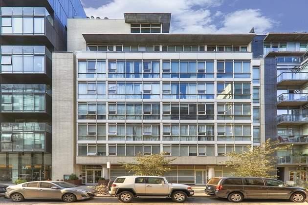 The Stewart Lofts Condos: 32 Stewart Street, Toronto, ON
