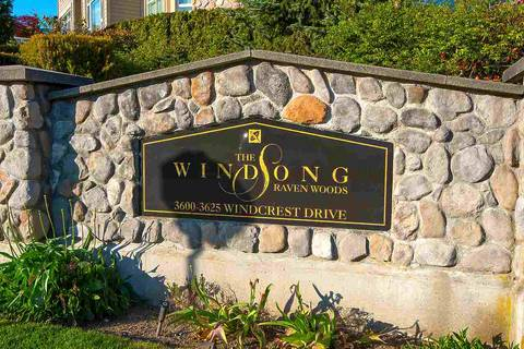 Condo for sale at 3600 Windcrest Dr Unit 607 North Vancouver British Columbia - MLS: R2364261