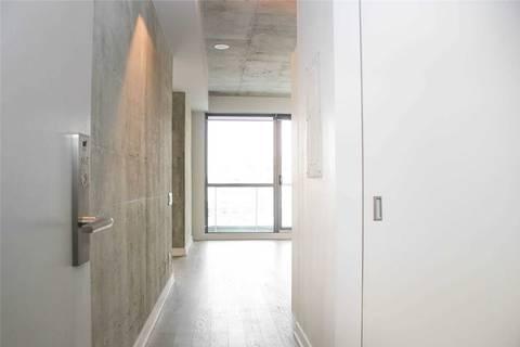 Apartment for rent at 39 Brant St Unit 607 Toronto Ontario - MLS: C4675422