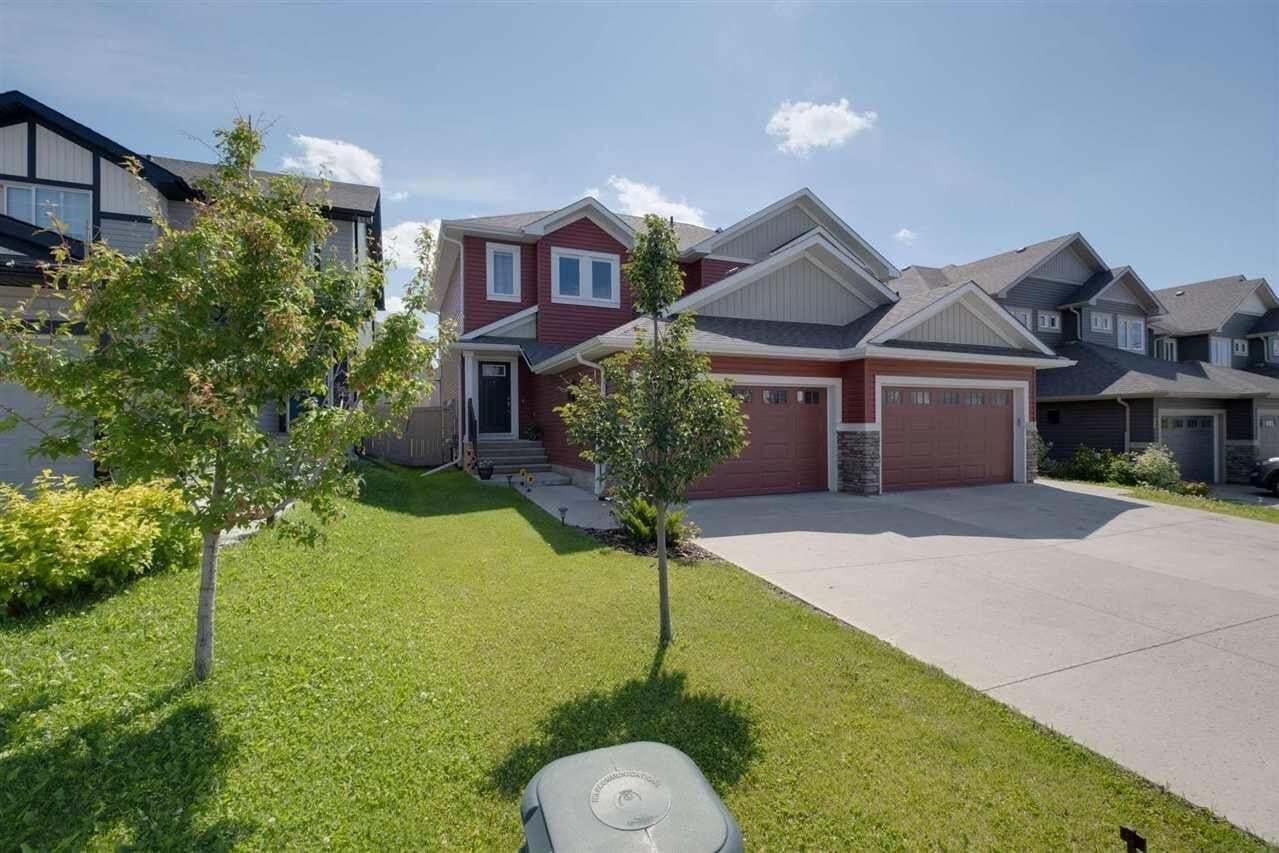 Townhouse for sale at 607 40 Av NW Edmonton Alberta - MLS: E4206986