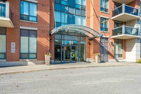 Condo for sale at 51 Times Sq Unit 607 Markham Ontario - MLS: N4618656