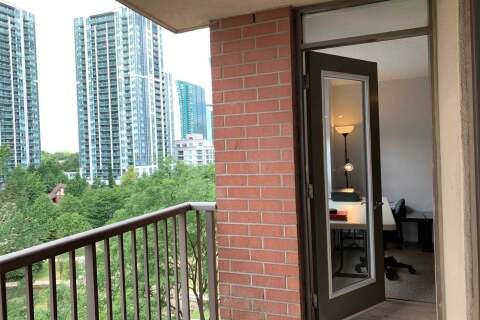 Apartment for rent at 55 Harrison Garden Blvd Unit 607 Toronto Ontario - MLS: C4816897