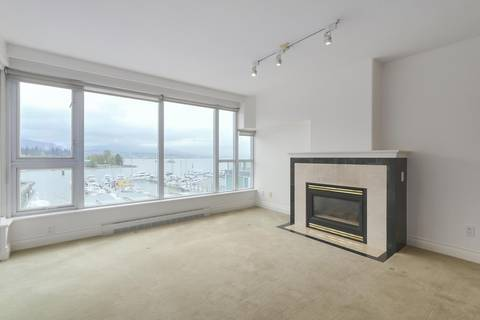 Condo for sale at 560 Cardero St Unit 607 Vancouver British Columbia - MLS: R2366546