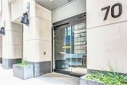 Apartment for rent at 70 Temperance St Unit 607 Toronto Ontario - MLS: C4668278