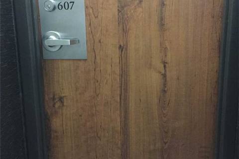 Apartment for rent at 705 King St Unit 607 Toronto Ontario - MLS: C4621798
