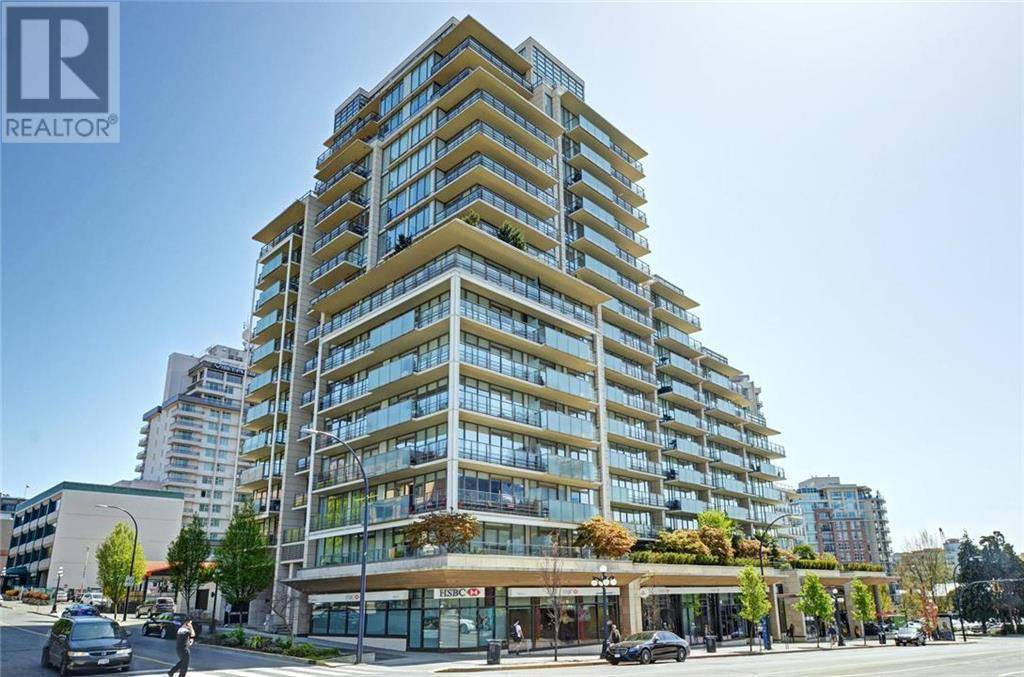 Condo for sale at 708 Burdett Ave Unit 607 Victoria British Columbia - MLS: 416579