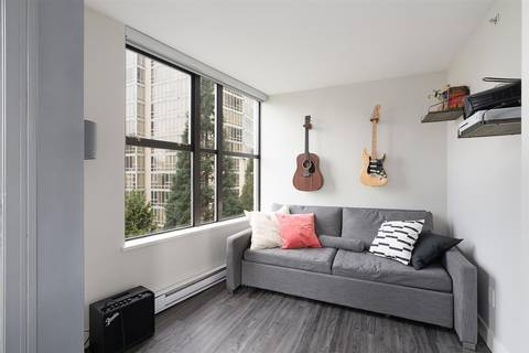 Condo for sale at 989 Beatty St Unit 607 Vancouver British Columbia - MLS: R2435605