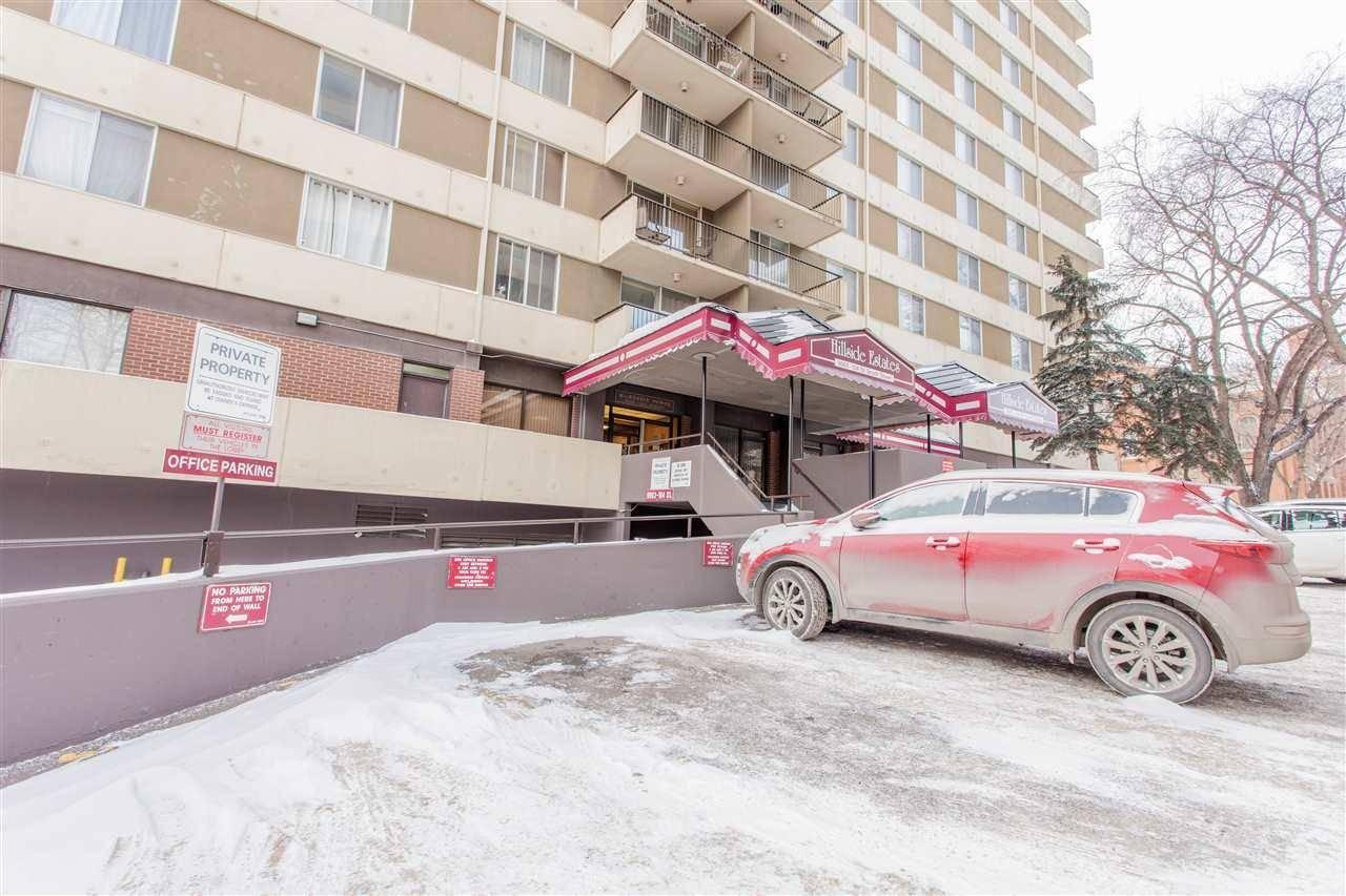 Condo for sale at 9903 104 St Nw Unit 607 Edmonton Alberta - MLS: E4184094