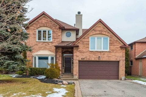 House for sale at 607 Chartwell Ct Pickering Ontario - MLS: E5081860