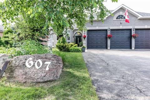 House for sale at 607 Glen Cedar Cres Innisfil Ontario - MLS: N4514481