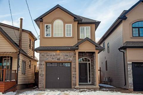 House for sale at 607 Knox Ave Hamilton Ontario - MLS: X4646954