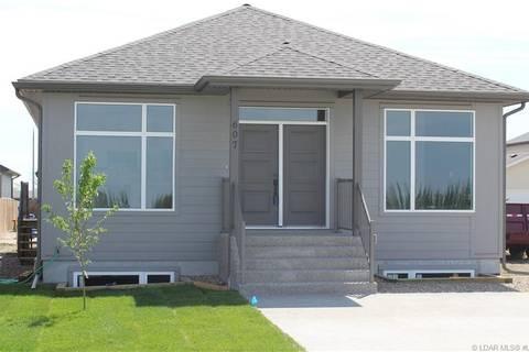 House for sale at 607 Parkside Green Coaldale Alberta - MLS: LD0158134
