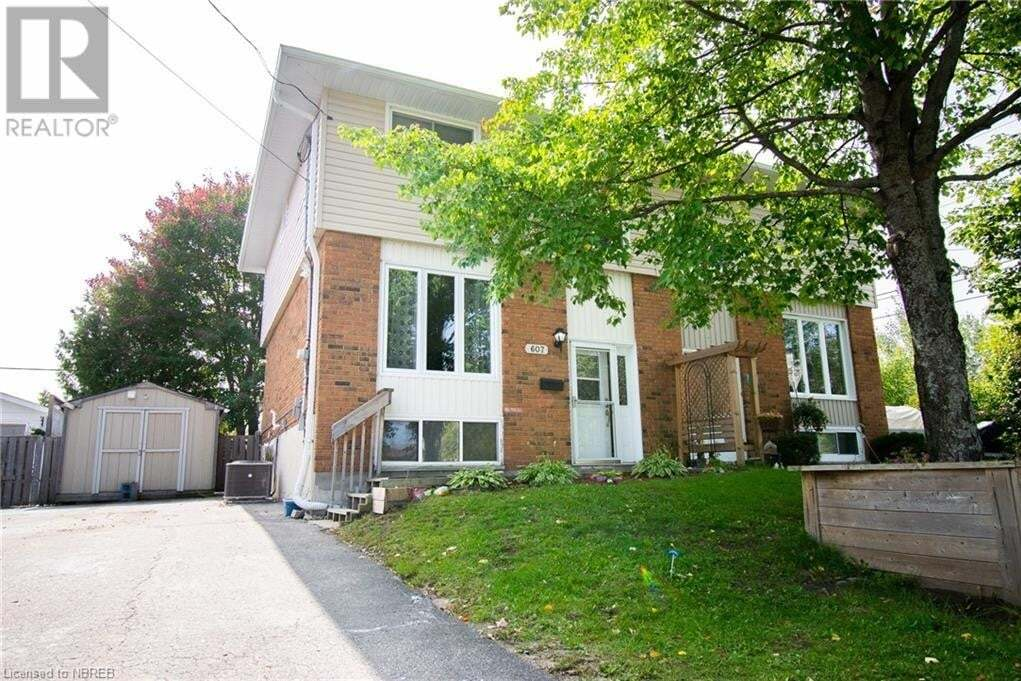 House for sale at 607 Robarts Ave North Bay Ontario - MLS: 40017510