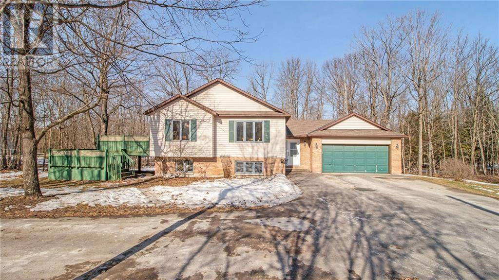 House for sale at 607 Side Rd Beckwith Ontario - MLS: 1186646