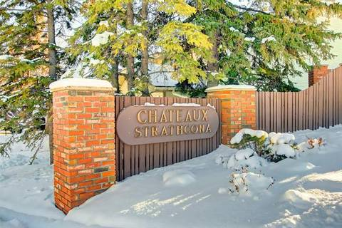 Townhouse for sale at 607 Stratton Te Southwest Calgary Alberta - MLS: C4277835