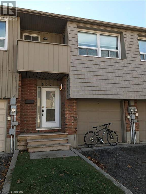 Townhouse for rent at 607 Tenth St Collingwood Ontario - MLS: 231368