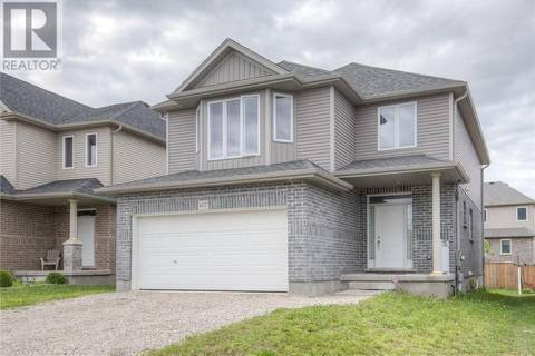 House for sale at 607 Thorndale Dr Waterloo Ontario - MLS: 30745090