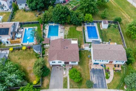 House for sale at 607 Woodward Ave Milton Ontario - MLS: W4827250