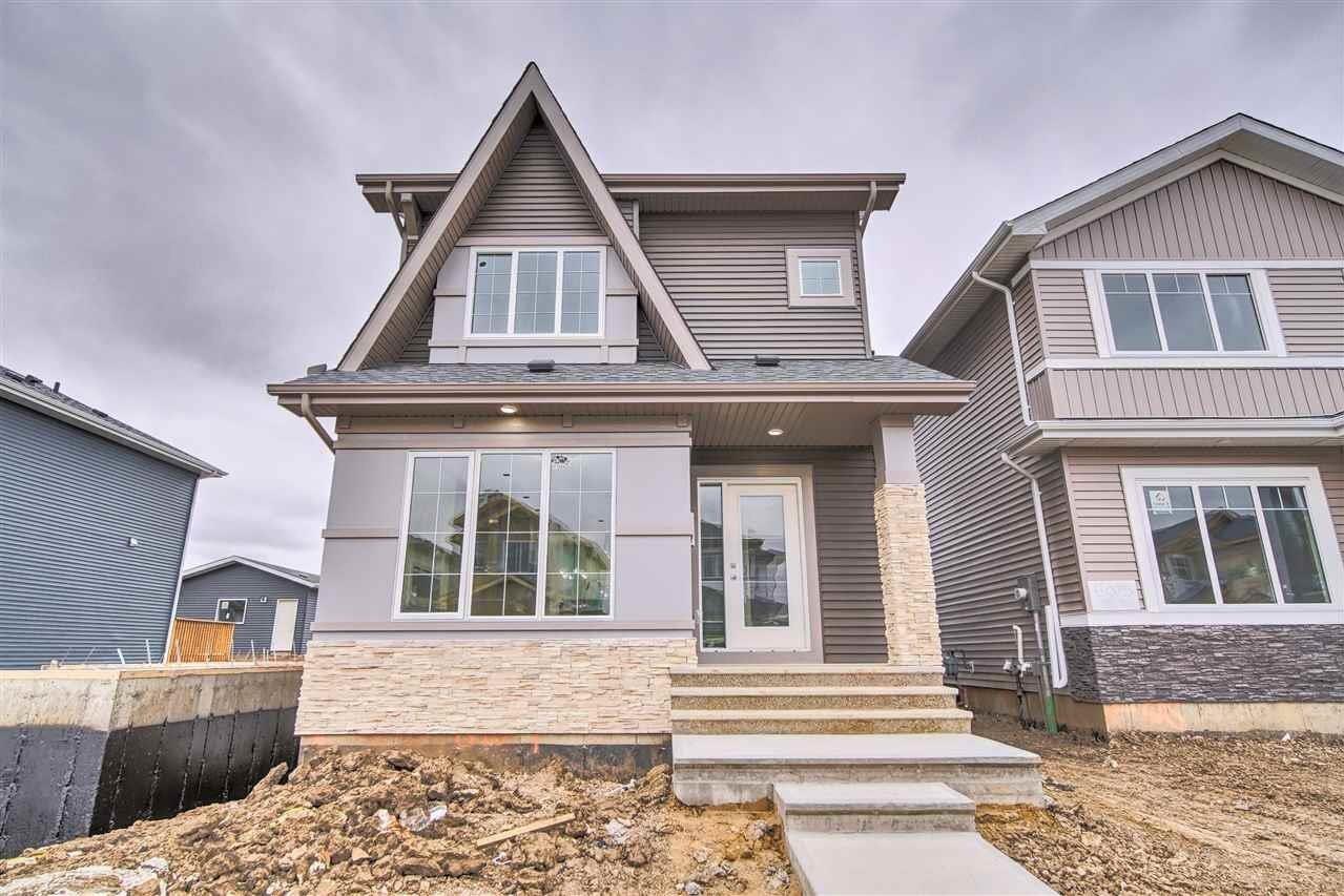 House for sale at 6071 180 Av NW Edmonton Alberta - MLS: E4210516