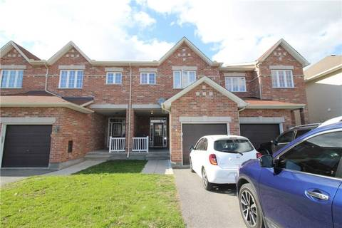 Townhouse for sale at 6071 Bluff Dr North Ottawa Ontario - MLS: 1150898